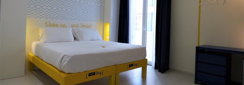 Camere e suite completamente nuove